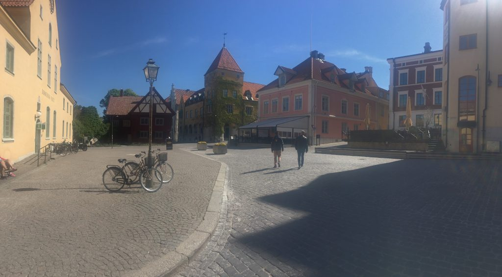 Visby Gotland Sverige
