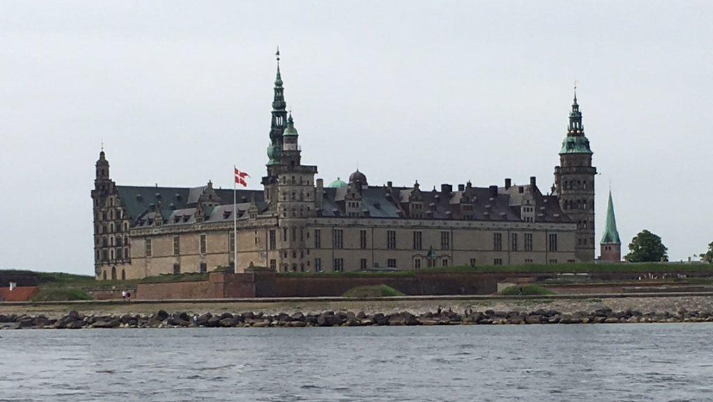 Kronborg Slott Helsingör Danmark