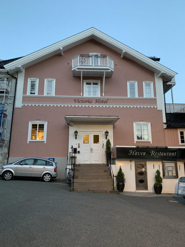 Viktoria Hotel i Kragerø