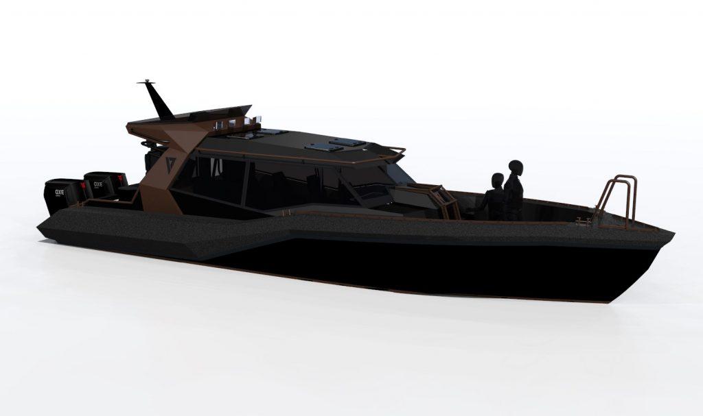 AluVenture 11000 Com Bow -01