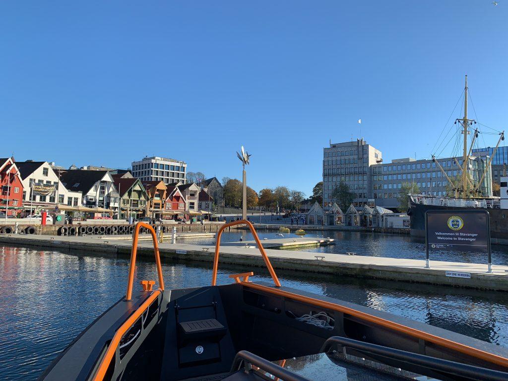 Vågen i Stavanger sentrum